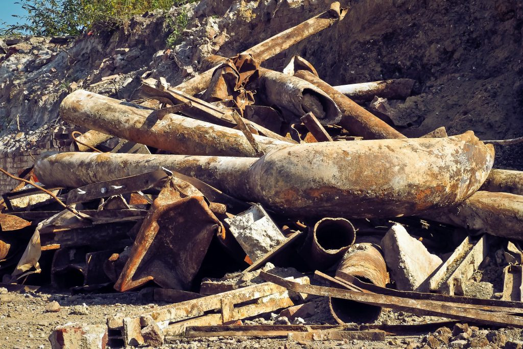 The Most Valuable Sources Of Scrap Metal